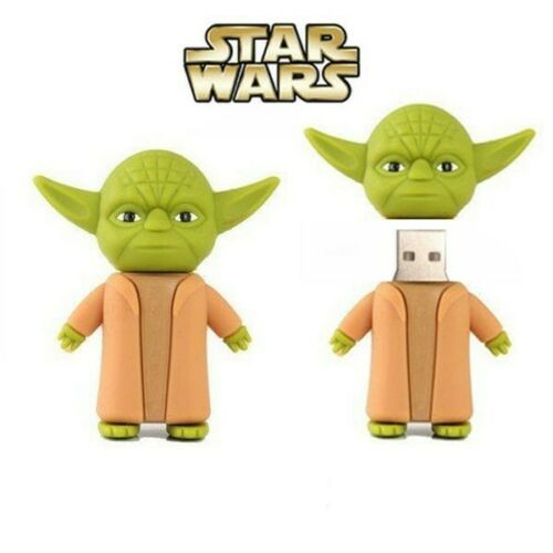 YODA Star Wars Model 8 GB flash Drive
