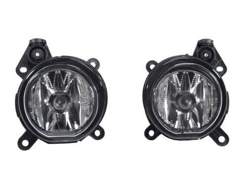 DEPO 02-06 Mini Cooper Cooper S Replacement Fog Light Lamp Set Left Right