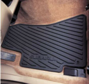 Floor Mat All Weather Floor Mats Subaru Oem J501sfg200 Ebay