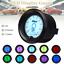 Universal-Car-2-039-039-52mm-7Color-Oil-Press-Pressure-Gauge-Digital-LED-Light-Display thumbnail 1