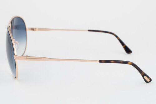 Blue Sunglasses TF450 28P Tom Ford Cliff  Gold