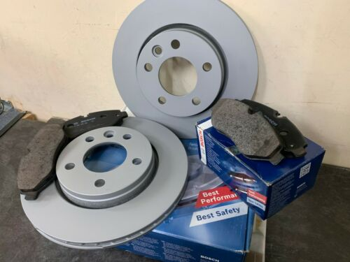 VW Transporter T5 2003-2016 Rear Disc and Pads **BRAND NEW OEM BOSCH QUALITY**