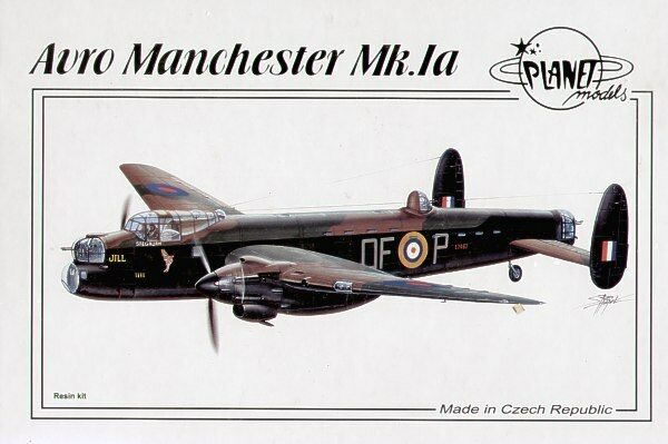 Planet 1 72 Avro Manchester Mk.1a   130