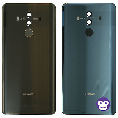 Honest Authentique Huawei Mate 10 Pro Bla-l09/29 Couvercle Arrière De Batterie Verre Cases, Covers & Skins