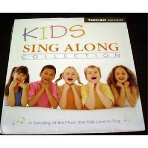 NIP-034-Kids-Sing-Along-Collection-Classic-034-Childrens-10-Songs-CD-TreeLine-Music