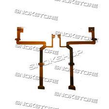 LCD FLEX CABLE CAVO FLAT PER VIDEOCAMERA PANASONIC NV-GS90 NV-GS98 VDR-D58 new