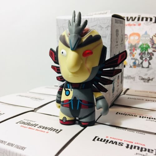 Kidrobot CN Adult Swim Vengeance Series 2 Phoenix personne Vinyl Figure Rick /& Morty