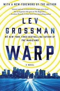 Warp-A-Novel