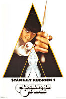 A Clockwork Orange Movie Poster Replica 13x19 Photo Print