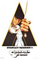 A Clockwork Orange Movie Poster Replica 13x19 Photo Print