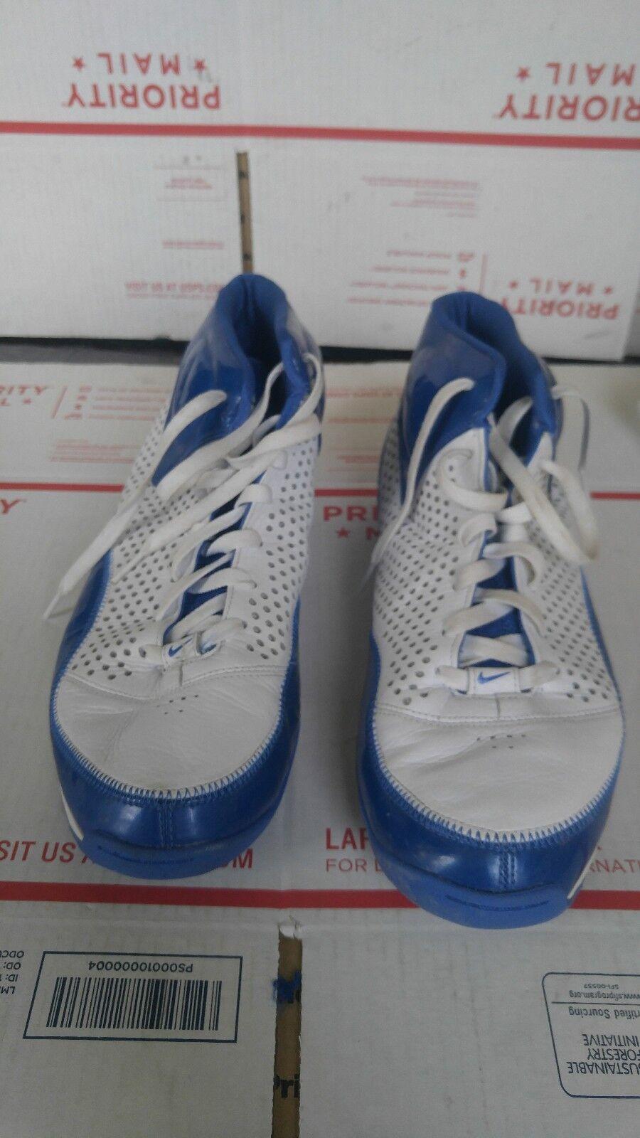 the best attitude 682f7 ba164 NIKE Zoom Zoom Zoom Basketball Shoes 317993-141 Men s sz 13 9df862
