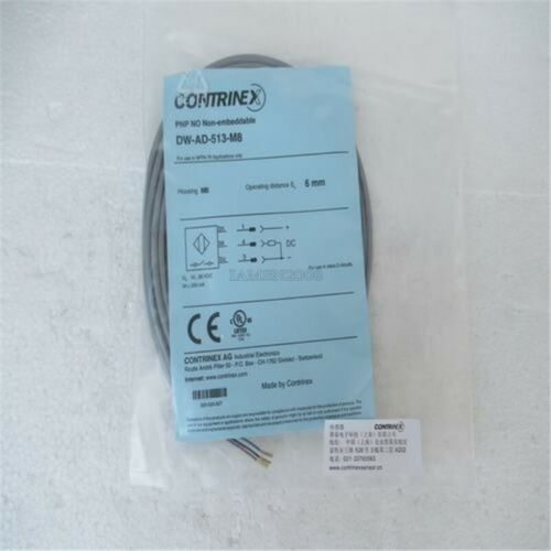 1Pc Contrinex DW-AD-513-M8 DWAD513M8 kq