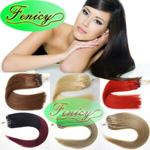 1G-Silicone-Micro-Ring-Bead-Tip-Double-Drawn-European-Remy-Human-Hair-Extensions