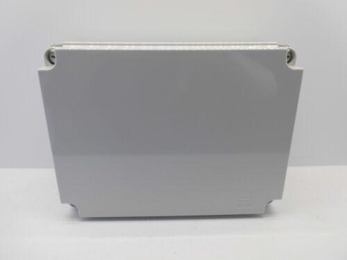 GEWISS GW44209 300x220x120mm Caja Caja De Conexiones Plástico Impermeable IP56 Gris