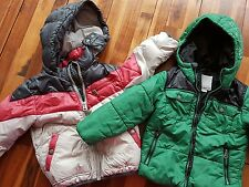 diesel 2 snow jackets 3 yrs