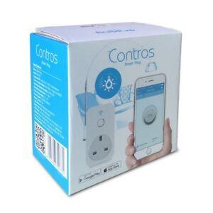 Broadlink Contros Wi-fi Home Smart Plug Sp-2 Uk Neuf-boîte Scellée-afficher Le Titre D'origine Yhjscfcc-12162552-247922762
