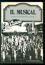 STERN LEE EDWARD IL MUSICAL STORIA ILLUSTRATA CINEMA MILANO LIBRI 1977