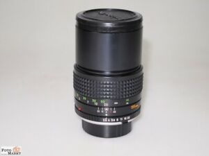 Minolta-Mc-Tele-Lens-Rokkor-PF-1-2-8-For-135-MM-Telephoto-Lens-55-Lens-Top