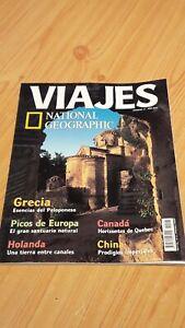 REVISTA-VIAJES-NATIONAL-GEOGRAPHIC-N-17-GRECIA-ESENCIAS-DEL-PELOPONESO-Y-OTROS