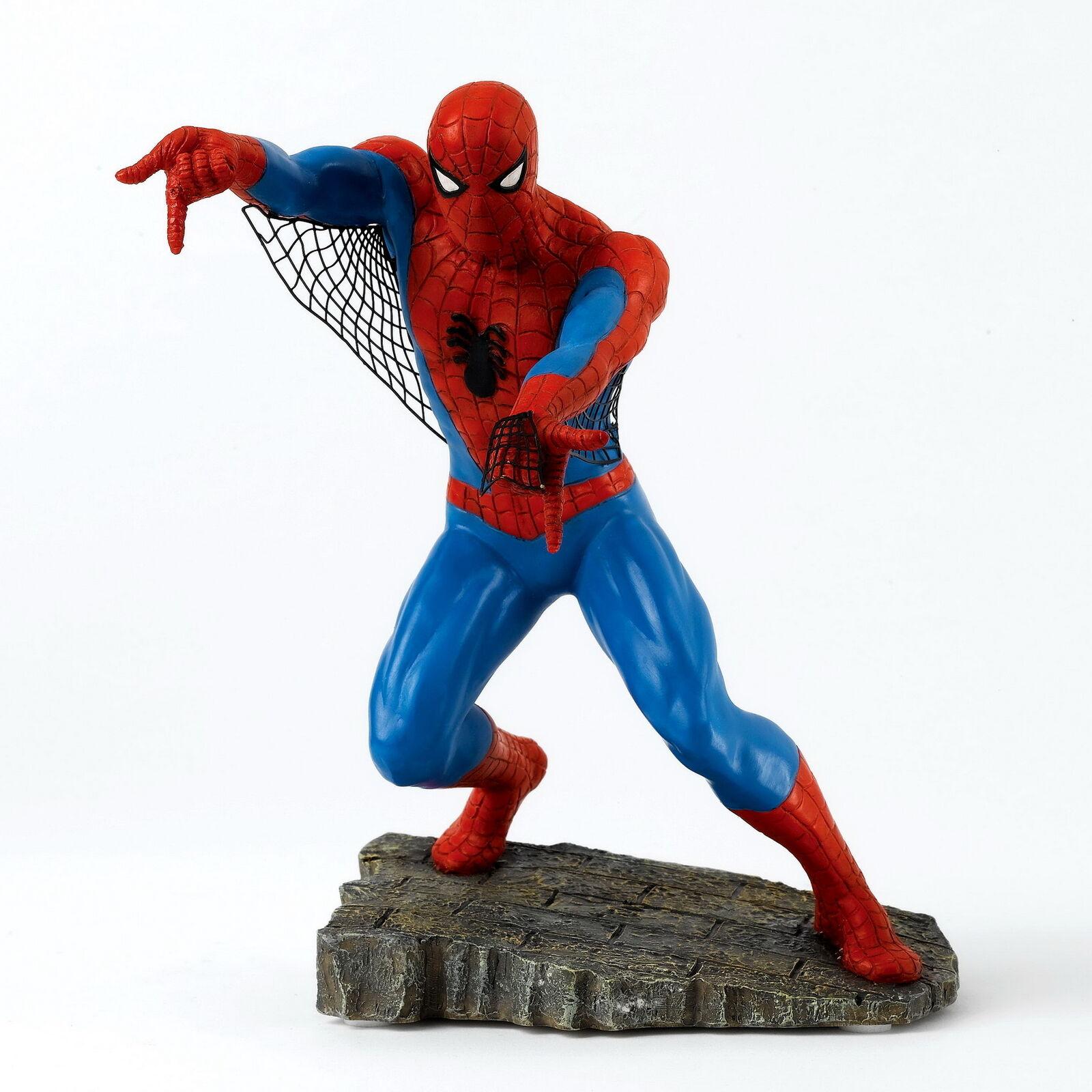 MARVEL Enesco Super Héros Figurine d'action   SPIDER MAN   a27599 - 14 x 14.5 18