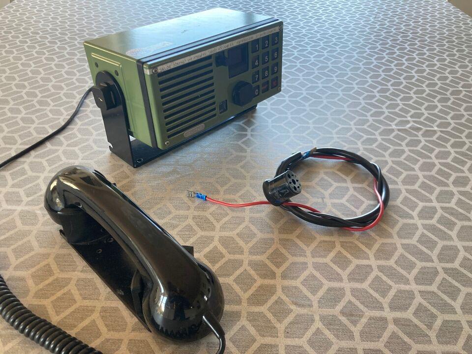 vhf radio SP Sailor RT2048  virker 100% sælges...
