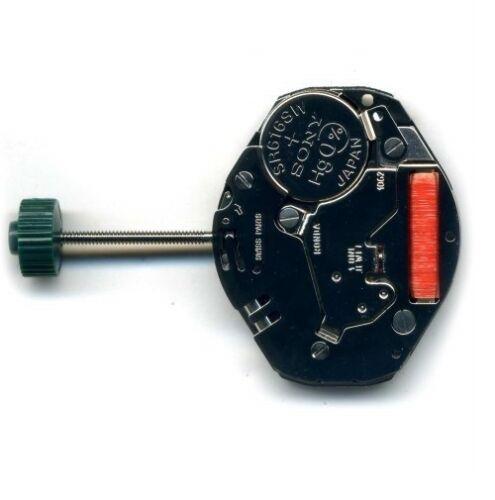 mzrl 1062 Harley Ronda 1062 RL1062 Quartz Mouvement de montre de remplacement NOUVEAU
