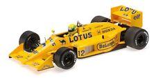 Minichamps 540871812 1987 Lotus Honda 99T F1 Aryton Senna 1:18 Diecast READ ALL