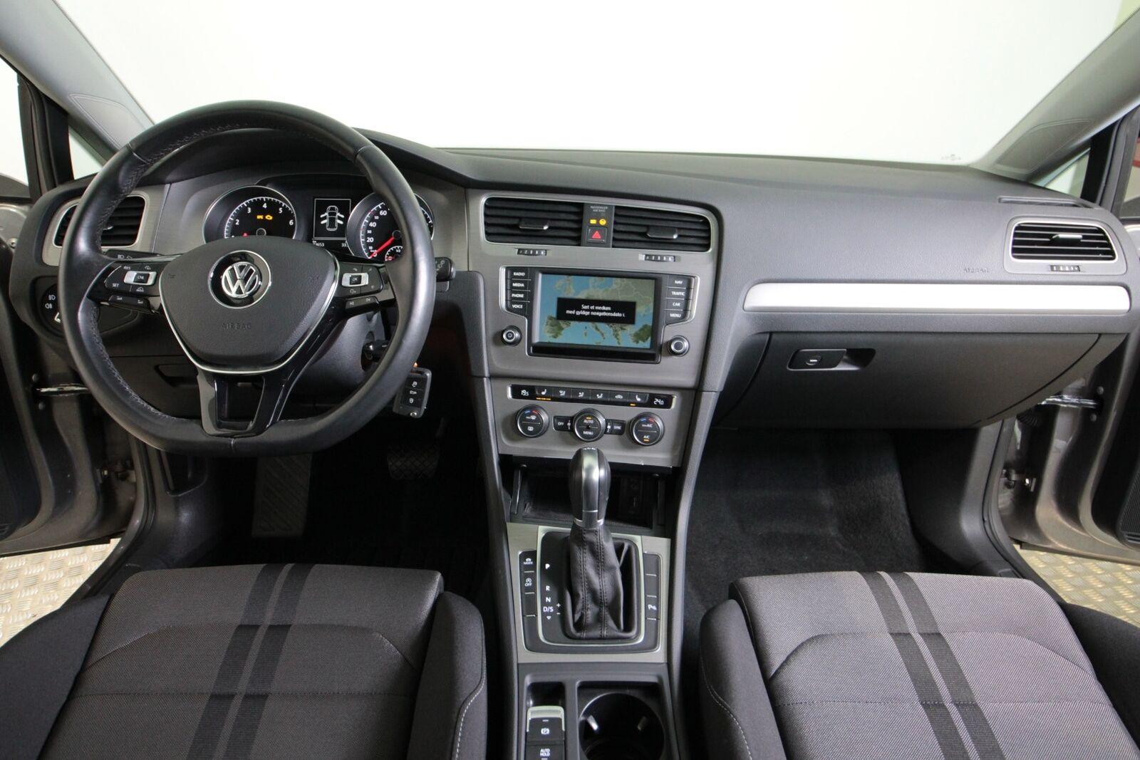 VW Golf VII TSi 150 R-line DSG BMT