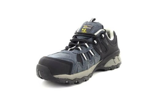 Unisex Grafters M504F Non Metal Full Composite Safety Trainer Shoes
