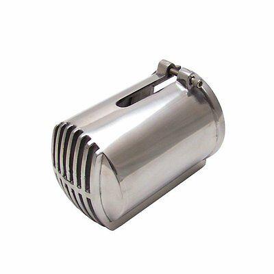 Sand Cast Aluminum Filter Cover kustom lowrider scta hotrod rat rod thickstun v8