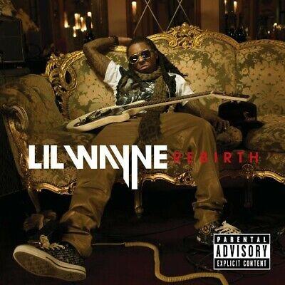 Rebirth [PA] by Lil Wayne (CD, Feb-2010, Cash Money) *NEW* *FREE Shipping*