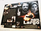 Locandina vhs MARE LARGO (1998) - Eagle Fox Video - originale - Used