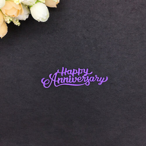 happy anniversary framed cutting dies stencil scrapbook album paper craft RASK