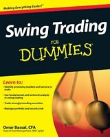 Swing Trading For Dummies By Omar Bassal, (paperback), For Dummies , New, Free S on sale