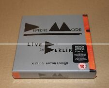 DEPECHE MODE -- LIVE IN BERLIN -- BOX 5 DISCS  BLU-RAY DELUXE  -  NEUF