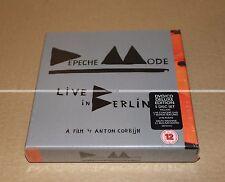 DEPECHE MODE -- LIVE IN BERLIN -- BOX 5 DISCS  BLU-RAY DELUXE  -  NEUF