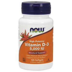 NOW-High-Potency-Vitamin-D-3-5000-IU-120-Softgels-Structural-Support-Made-In-USA