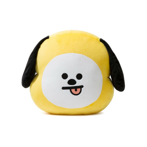 """BT21 Character CHIMMY Face Cushion 30cm 11.8/"""" by BTS x LINE FRIENDS"""