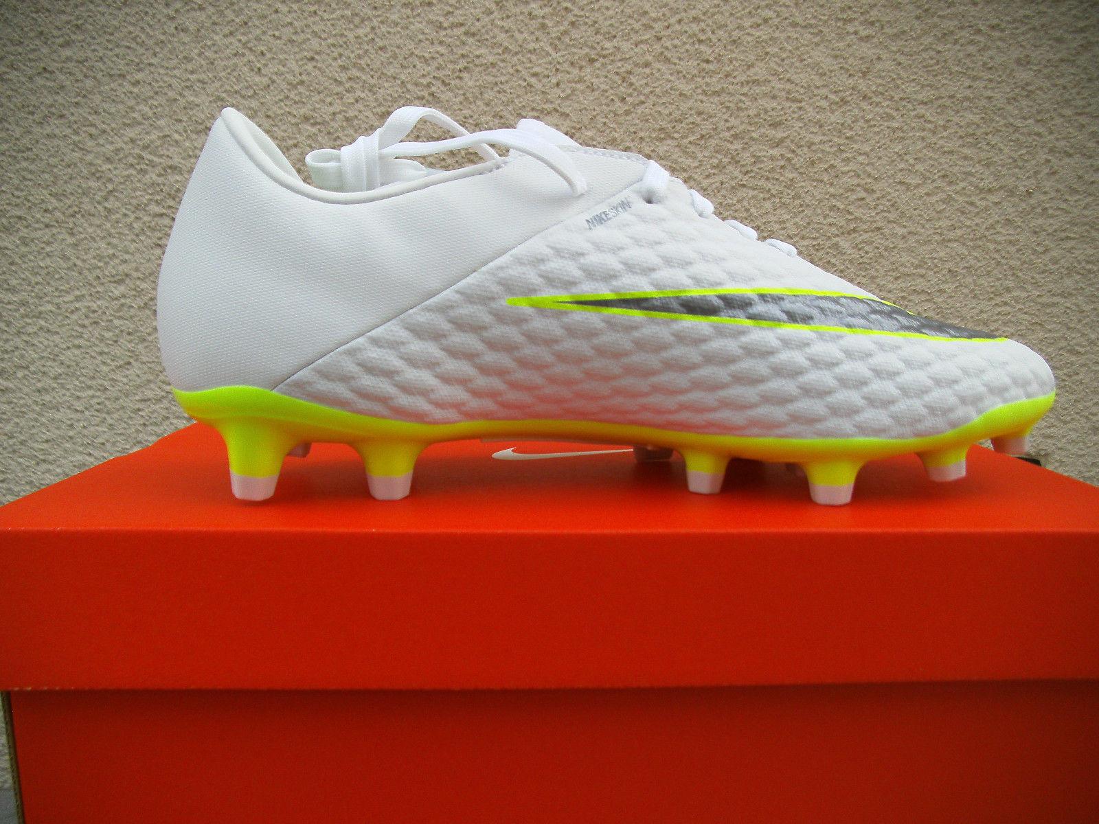 Nike Phantom 34 34 34 Academy FG  Weiss (AJ4120 107) Gr. 42 5 - 43 - 44 6fec37
