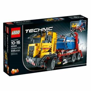 LEGO Technic 42024 Container Truck *New and Sealed