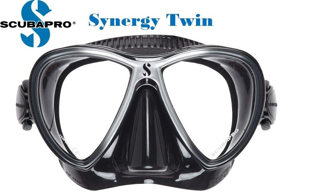 ScubaPro SYNERGY TWIN Diving mask