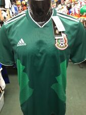 cbd4d4715 Authentic adidas Mexico 2018 World Cup Green Home Men s Soccer ...