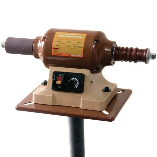 Springfield Leather Company Cobra 3450 RPM Leather Burnisher Machine