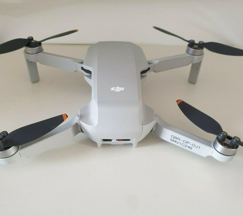 UK drone Operator ID labels CAA regulatory stickers Fits DJI Mavic Mini. Mini 2