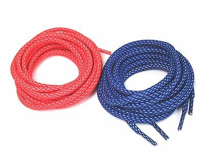 "1set 2pairs 160cm 64/"" Rope reflective shoe laces for Lebron 13 LBJ xi Floridians"