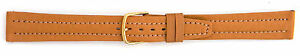 16mm-FLEURUS-TAN-CENTER-PADDED-STITCHED-CALF-LEATHER-WATCH-BAND-STRAP