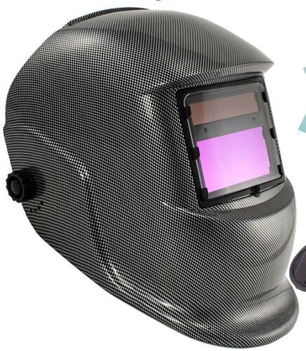 ACFAuto Darkening Welding Helmet Mask Grinding ANSI Tig Mig Arc Carbon Fiber$$$$