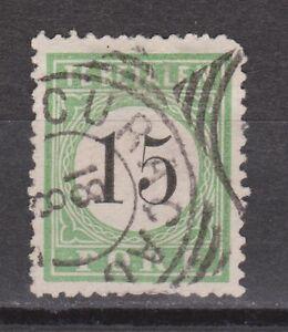 P5-Port-nr-5-type-3-gestempeld-used-NICE-CANCEL-Curacao-Nederlandse-Antillen