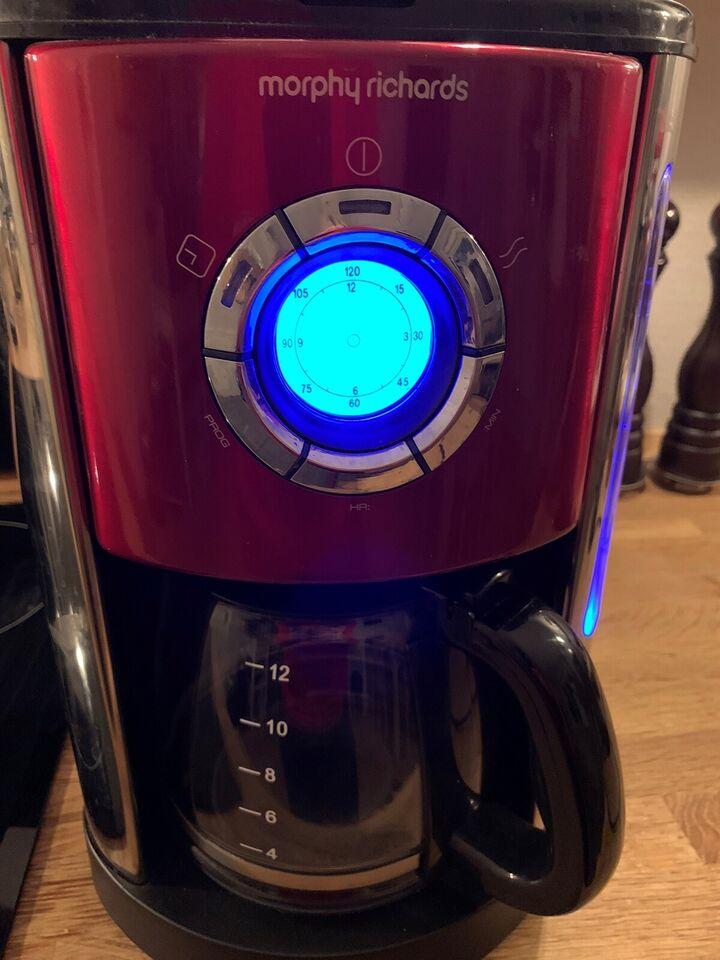 Kaffemaskine , Morphy Richards