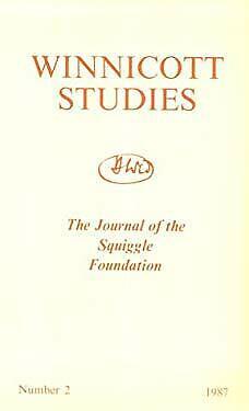 Winnicott Studies by Karnac Books
